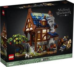 LEGO Ideas Herrería Medieval 21325