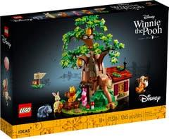LEGO Ideas Winnie The Pooh 21326