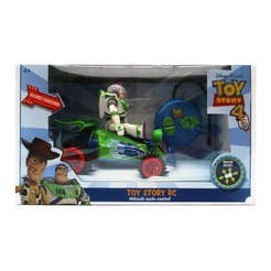 Vehiculo con Radio Control Toy Story Buzz