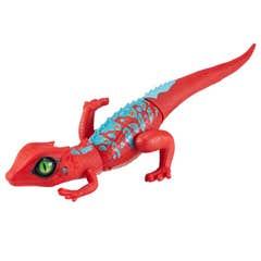 Juguete Reptil Robo Alive Rojo 25261