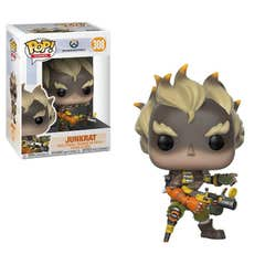 Funko 29045 Pop Games Overwatch S3 Junkrat