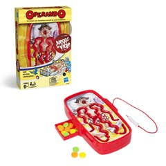 Hasbro Gaming: 29189 Operando Mini Juego