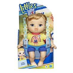 Little Girl Bl Straight Hair Value E8409