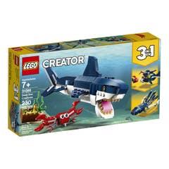LEGO® Creator 31088 Criaturas del Fondo Marino