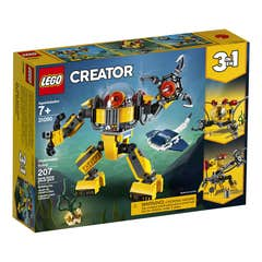 Lego 31090 Robot Submarino