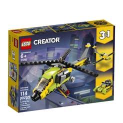 LEGO® Creator 31092 Aventura en Helicóptero