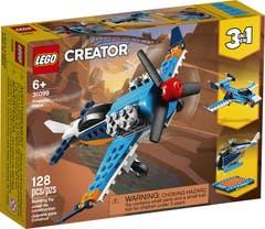 Lego Creator 31099 Avión de Hélice