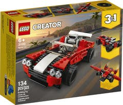 LEGO Auto Deportivo 31100