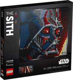 LEGO® Art 31200 Star Wars™: Los Sith™