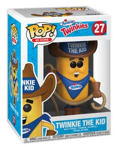 Funko 32211 Pop Ad Icons: Hostess - Twinkie The Kid (Modern) W