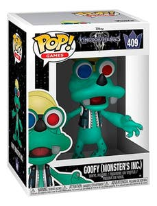 Funko POP! Disney: Kingdom Hearts 3 Goofy Monsters Inc 34058