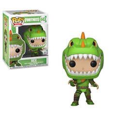 Funko POP! Fortnite: Rex