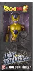Figura de Acción Dragon Ball Limit Breaker Series 12 Golden Frieza 36730
