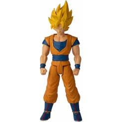 Figura de Acción Dragon Ball Limit Breaker Series 12 Super Saiyan Goku 36730