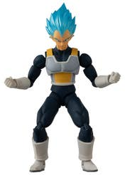 """Figura De Acción Dragon Ball Figura de Acción 5"""" Super Saiyan Blue Vegeta"""