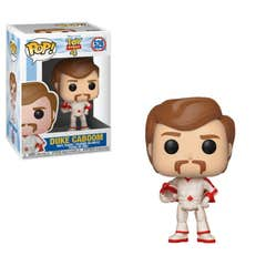 Funko POP! Toy Story: Duke