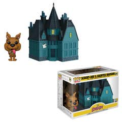Funko POP! Town: Scooby Doo- Haunted Mansion