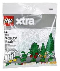 LEGO Merchandise Accesorios: Botánica 40310