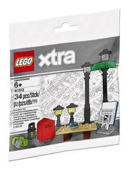 LEGO Merchandise Farolas 40312
