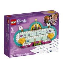 LEGO Merchandise Letrero Friends 40360