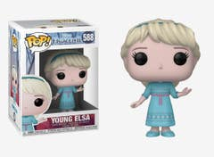 Funko 40888 Pop Disney: Frozen 2 - Young Elsa