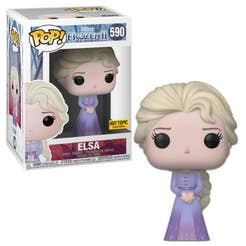 Funko 40890 Pop Disney: Frozen 2 - Elsa (Intro)