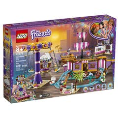 LEGO Friends Muelle de la Diversión de Heartlake City 41375