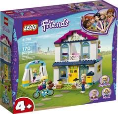 LEGO® Friends 41398 Casa de Stephanie 4+