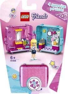 LEGO Friends Cubo-Tienda de Juegos de Stephanie 41406