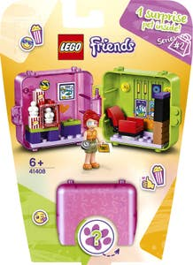 LEGO Friends Cubo-Tienda de Juegos de Mia 41408