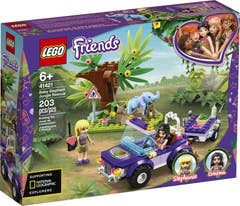 LEGO Friends Rescate en la Jungla del Bebé Elefante 41421