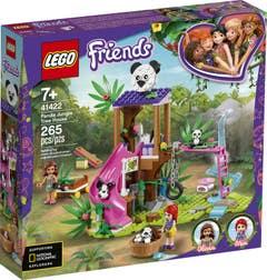 LEGO® Friends 41422 Casa del Árbol Panda en la Jungla