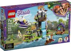 LEGO Friends Rescate en la Jungla Montañosa de la Alpaca 41432