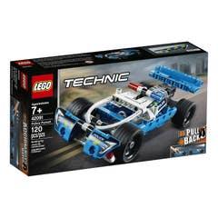 LEGO® Technic 42091 Cazador Policial