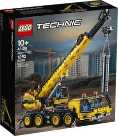 LEGO Grúa Móvil 42108