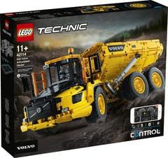 LEGO® Technic 42114 Dúmper Articulado Volvo 6x6