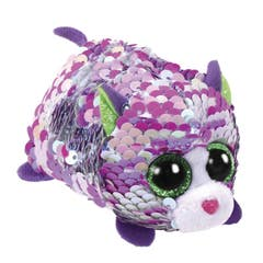 Lilac Sequin Purple Cat Tty