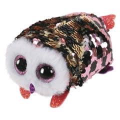 Checks Sequin Pink/Blk Owl Tty