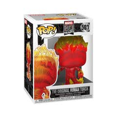Funko POP! Marvel: 80th - First Appearance - Human Torch