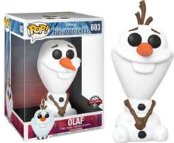 Funko 42848 Pop Disney: Frozen 2 - Olaf 10""