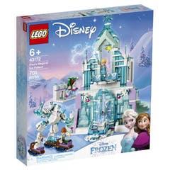 LEGO® Disney Frozen 43172 Palacio mágico de hielo de Elsa