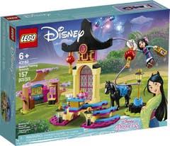 Lego 43182 Campo de Entrenamiento de Mulán