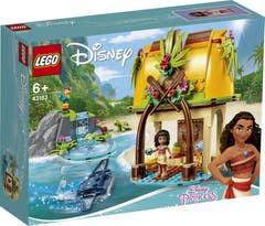 Lego 43183 Hogar en la Isla de Moana