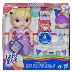 Baby Alive Birthday Surprise Baby E8719