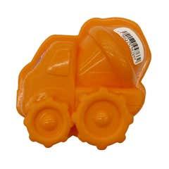 Molde Para Arena Básico Camión de Cemento Naranja 4766