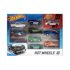 Hot Wheels - 10 Pack Set 5 54886