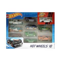 Hot Wheels - 10 Pack Set 1 54886