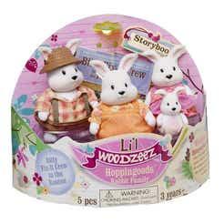 Lil Woodzeez Familia Conejos 6006Z