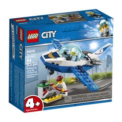 LEGO® City Police 60206 Policía Aérea: Jet Patrulla