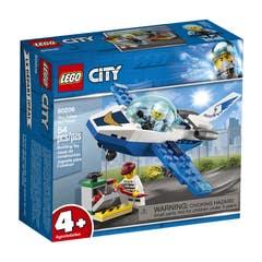LEGO City Police Policía Aérea: Jet Patrulla 60206